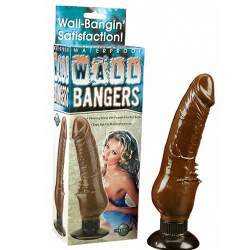 VIBRATORE WALL BANGERS CHOCOLATE