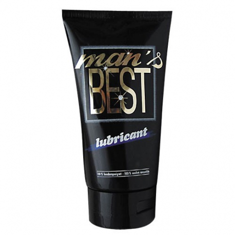 LUBRIFICANTE ANALE E VAGINALE MAN'S BEST DA 150 ML
