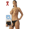 SLIP PER DONNA CON FALLO ESTERNO IN LATEX